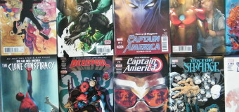 NEW COMICS IN TODAY! 2/15/17