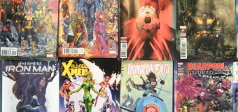 NEW COMICS IN TODAY! 3/29/17