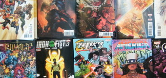 NEW COMICS IN TODAY! 4/5/17